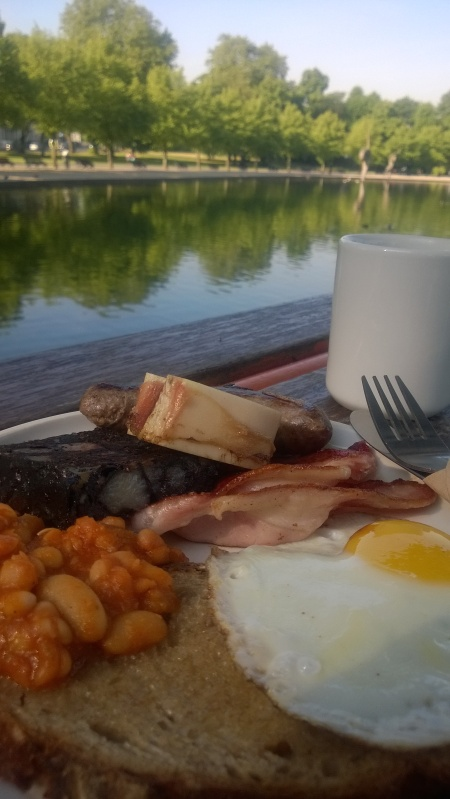 full English Victoria Parkis
