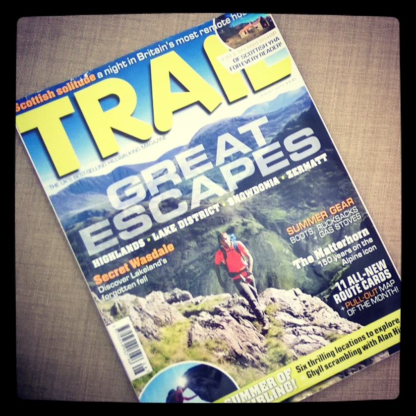 the UK's best-selling hillwalking magazine